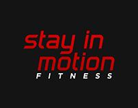 Stay in Motion Logo Design