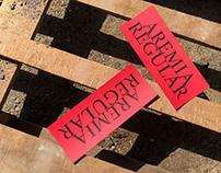 Aremia Typeface