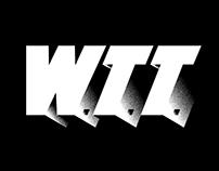 We The Terrors logo rebrand
