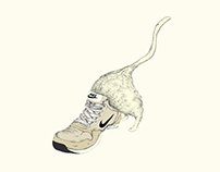 Nike Cat ニャイキ