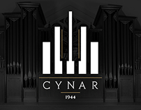 church organs CYNAR // identity