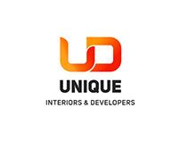 Logo for Unique Interiors