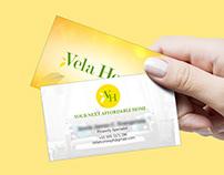 Vela Homes : Branding