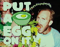 Put A Egg On It Covers
