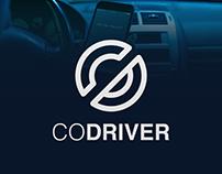 CODRIVER App Concept