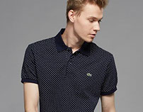 LACOSTE Turkey- SS15 (Men)