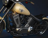 Harley-Davidson Fat Boy(Customized)