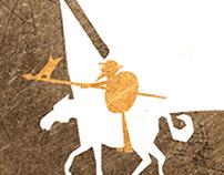 Capa Livro: D. Quixote de La Mancha
