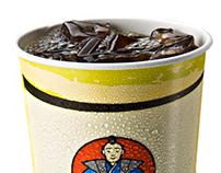 Samurai Sam's Cup