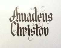 Amadeus Christov