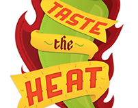 (Frito Lay) Taste the HEAT