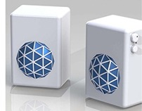 Geodesic Speakers