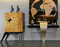 SILHOUETTE | bar cabinet