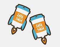 Java Saga Food Truck Identity