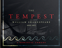 The Tempest Audio Book Cover Art