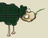 Bagpipes [illustration]