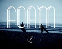 Salt & Foam / Free Font
