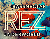 UNDERWORLD // BASSNECTAR - REZ (REMIX)