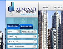 Almasah International Real Estate
