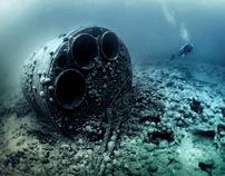 Diving the Wrecks of Bermuda