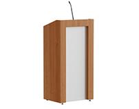 Presentation desk Q-Boxz