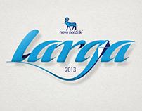 Larga 2013 Logo