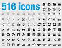 Beautiful Web Icons