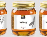 necteur: natural honey