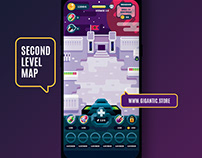 Game Design Map for Phone