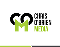 COB media logo design