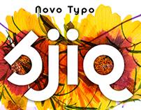 Sjiq by Novo Typo