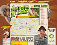 Travel Blog - Andata/Ritorno