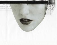 EN ESOS DIAS / handmade collage