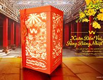 WFC Tet Gift Lanterns