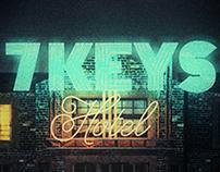 "Hotel ""7 Keys""  - Movie poster"