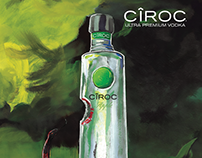 CÎROC APPLE AD