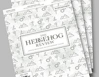 The Hedgehog Review Magazine Redesign