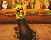Christmas micro site 2011