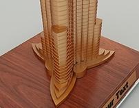 Burj Khlifa Trophy