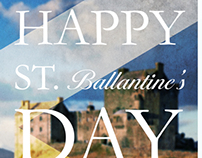St. Ballantine's Day