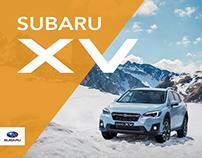 Subaru XV - Digital assets