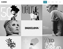 Mason Responsive Wordpress Theme