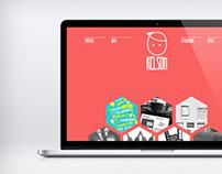 kelson portfolio web