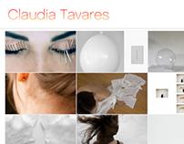 Claudia Tavares | website