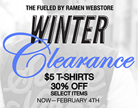Fueled By Ramen Winter Clearance