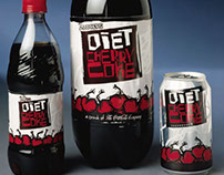 Diet Cherry Coke Packaging