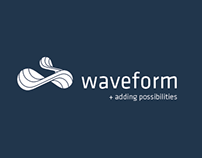 Identidade Corporativa // Waveform