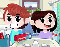 Colgate - Animation