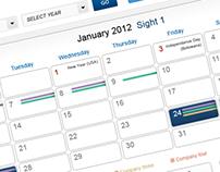 Hennig. Calendar.