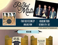 Fueled By Ramen/A Rocket To The Moon Promo